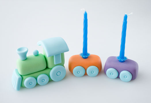 train cake topper for kid